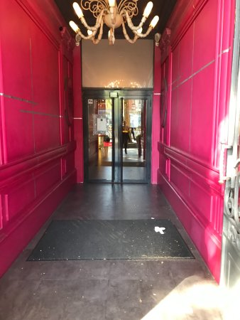 entrance - Picture of Ideal Hotel design, Paris - TripAdvisor