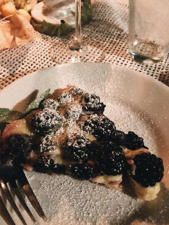 Osteria dell'Usignolo: Tutto perfetto in una serata uggiosa come quella di ieri sera.