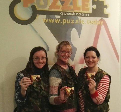 Quest Room Puzzle