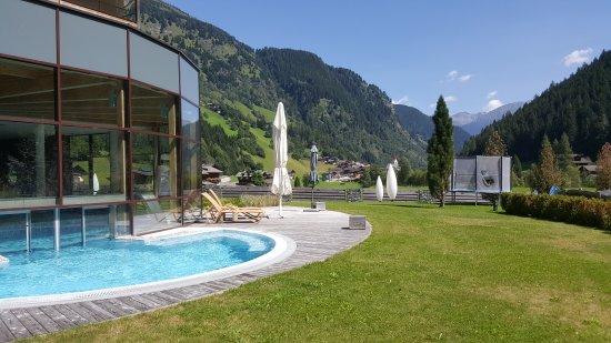 Hopfgarten in Defereggen, Austria: Spa Hotel Zedern Klang