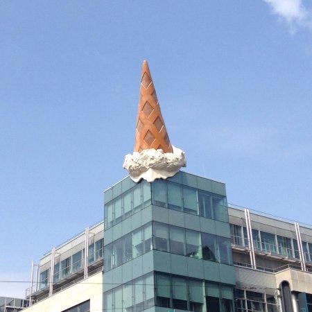 Dropped Cone