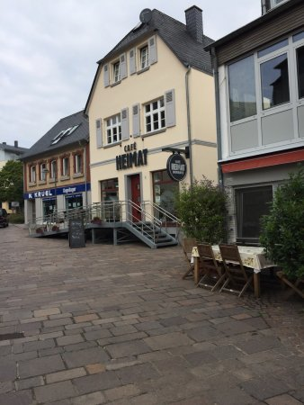 Cafe Heimat Morbach Restaurant Reviews Photos Phone Number Tripadvisor