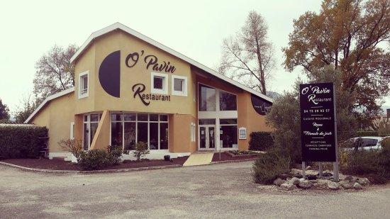 Restaurant O'Pavin - 07 CHOMERAC