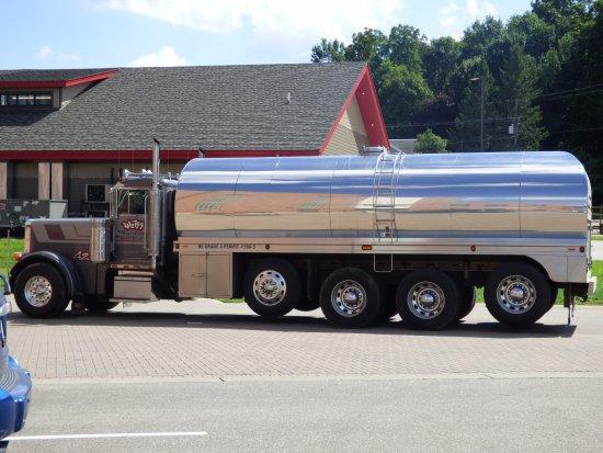 Milk And Sugar Food Truck