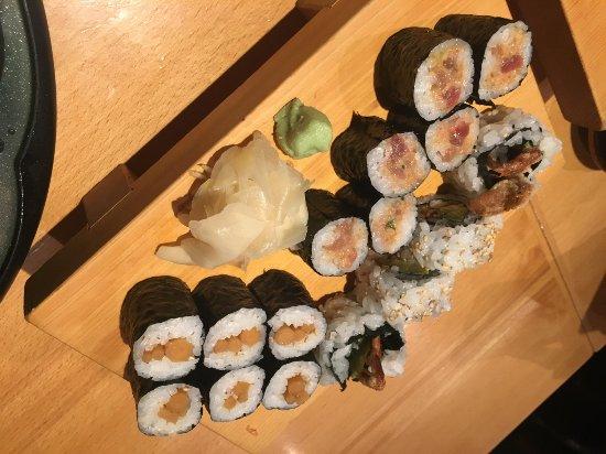 Kiku : sushi