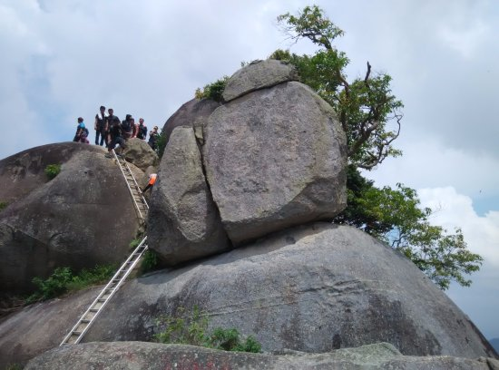 Negeri Sembilan, Malaysia: Gunung Datuk Peak