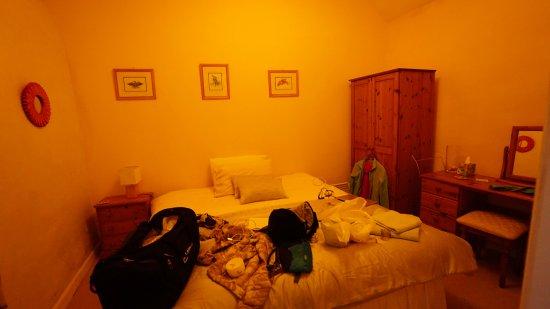 Camp, Ирландия: my room