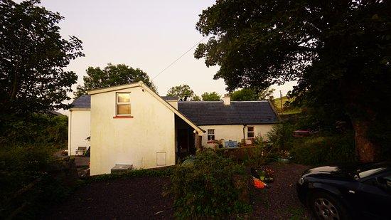 Camp, ไอร์แลนด์: outside