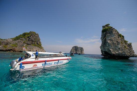 Wang Sai Speed Boat