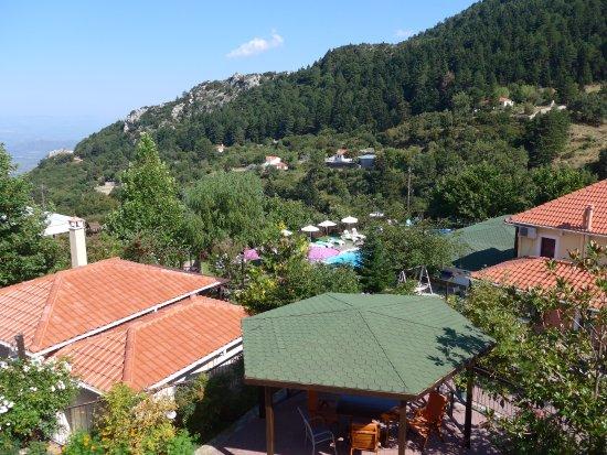 Ilaeira Mountain Resort : Blick vom Balkon