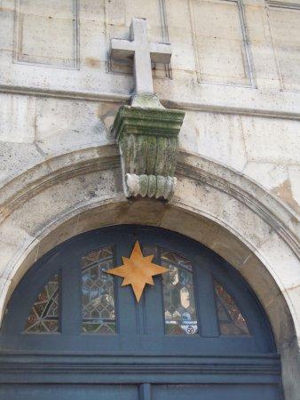Eglise Notre Dame de Grace de Passy