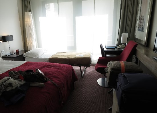 Sofitel Brussels Europe: Room 622