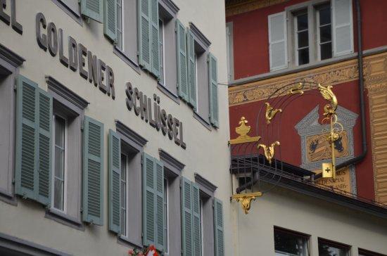 Foto de Hotel Restaurant Goldener Schlussel