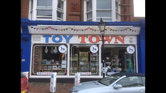 ‪Toytown (Seaford) Ltd‬