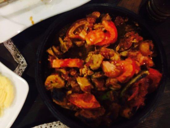 Turkish chicken cuisine seten anatolian cuisine g reme for Anatolian cuisine