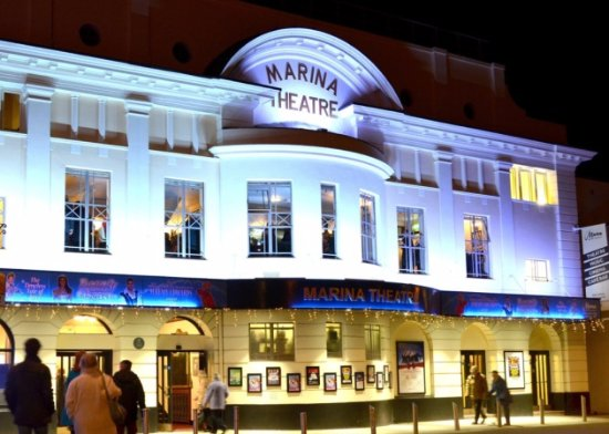 Lowestoft, UK: Marina Theatre