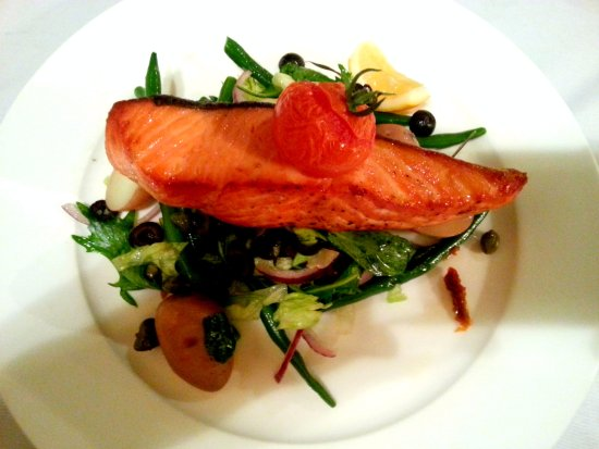 Richmond, Nova Zelândia: Salmon Fillet