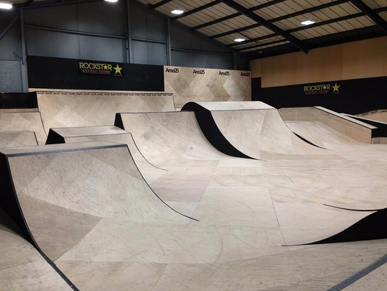 Area 25 Skatepark