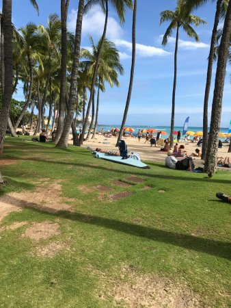 Waikiki Beach Walk: 雰囲気画像です。