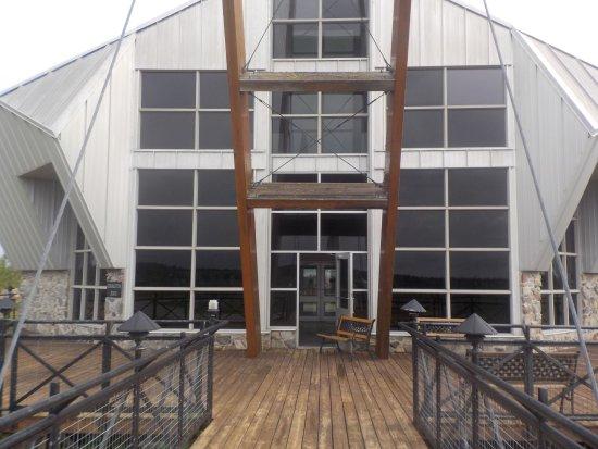 2017-08-01 Geraldton Interpretive Centre, Observation Deck