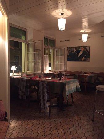 Restaurant Eichhornli : Das Restaurant