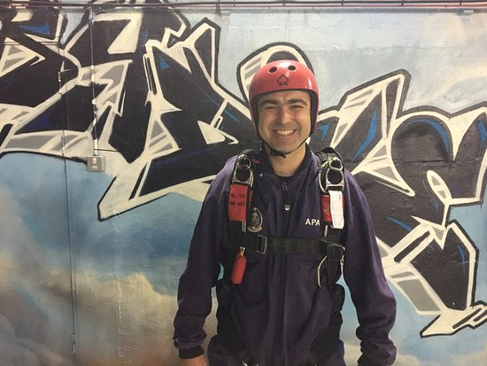 Netheravon, UK : All ready to Jump!