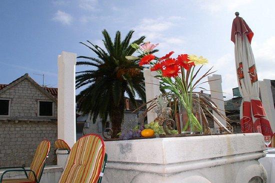 Villa Liza : Terrace
