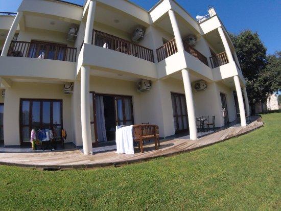 Lysos, Chipre: Hotel rooms.