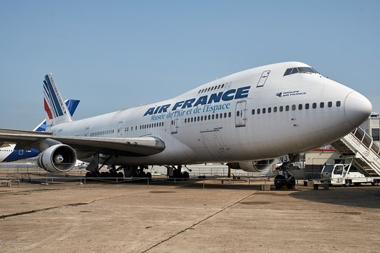Le Bourget, Francia: Boeing 747-100
