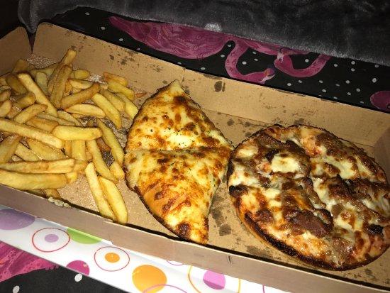 Dial A Pizza Express Sheffield Menu Prices Restaurant