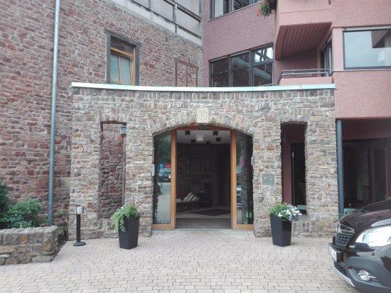 Klosterhotel Marienhoeh: ingang