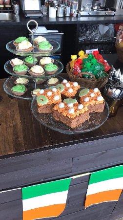 Akranes, Islande : Lesbokin Cafe