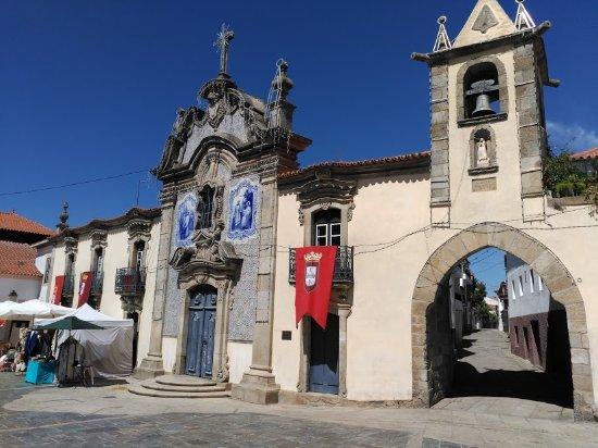 Sao Joao da Pesqueira, Portugal: Em dia de feira medieval
