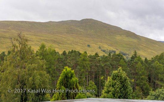 Glenspean Lodge Hotel: Morning view