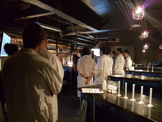 Le Bunker de la Science