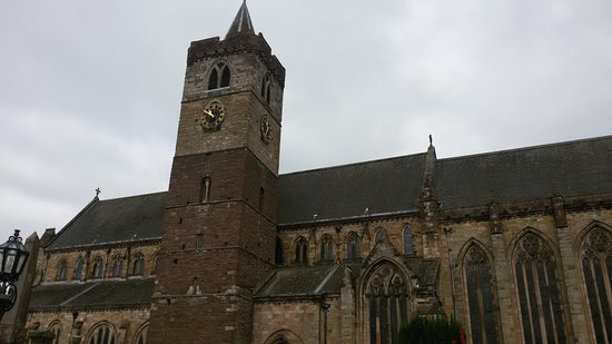Dunblane Cathedral: La Cattedrale di Dunblane.