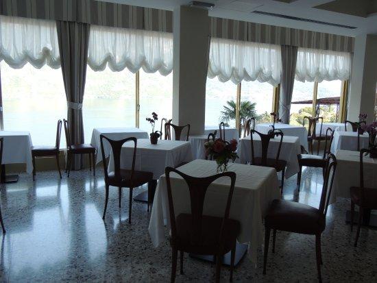 Hotel Belvedere Bellagio: Breakfast area