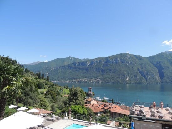 Hotel Belvedere Bellagio: View