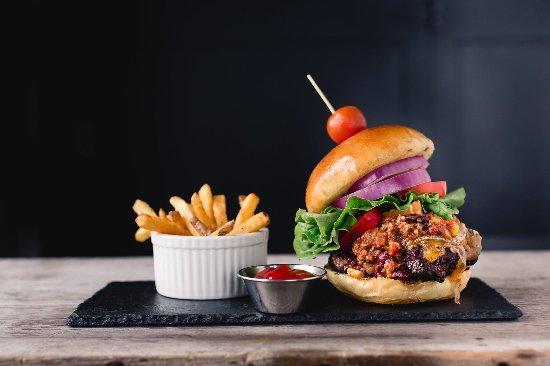 Port Carling, Kanada: The Chili Burger