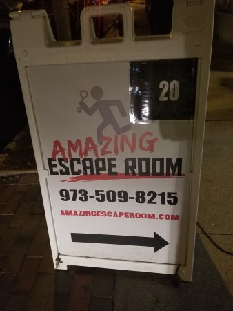 Morristown Escape The Room