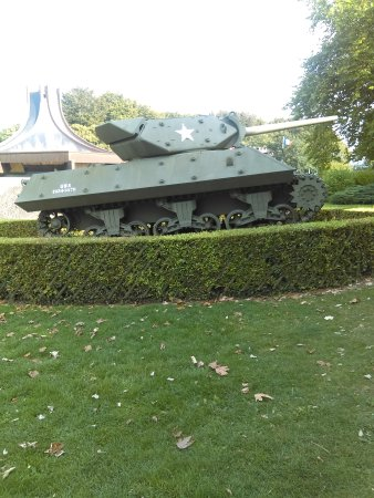 Museum of the Battle of Normandy: IMAG2913_large.jpg