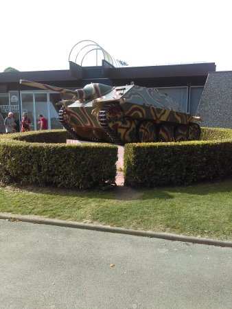 Museum of the Battle of Normandy: IMAG2912_large.jpg