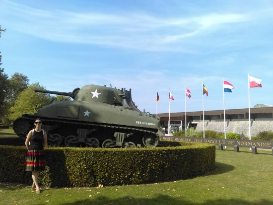 Museum of the Battle of Normandy: IMAG2910_large.jpg