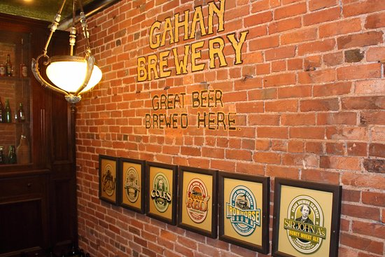 The Gahan House: Gahan Brewery