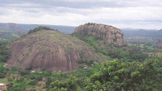 Ibadan, Nigeria: Ado Awaye Mountains and Suspended Lakes