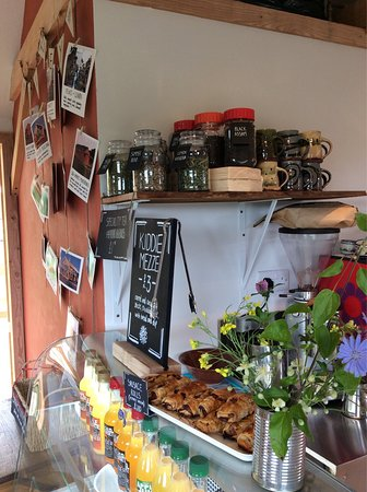 Langport, UK: A little snippet of The Pitney Farm Cafe...come and find us right at the heart of Glebe Farm. A