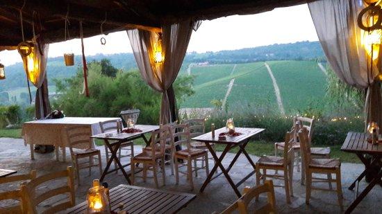 Grazzano Badoglio, Italië: Panorama