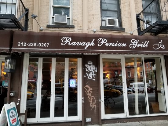 Ravagh Restaurant New York