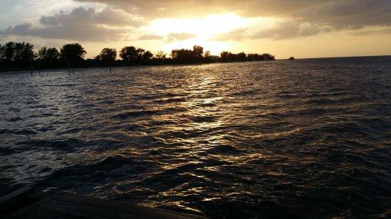 Holmes Beach, FL: Sunset