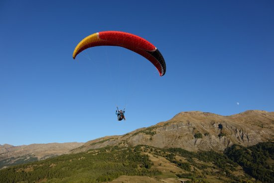 Incondition' Aile Parapente